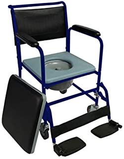sillas de rueda con baño
